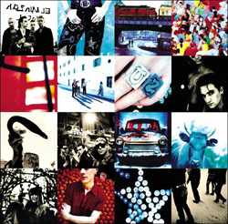 Achtung Baby Front Sleeve
