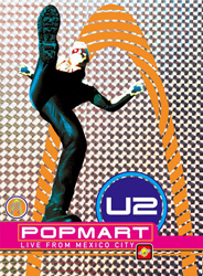 PopMart: Live From Mexico City Front Sleeve
