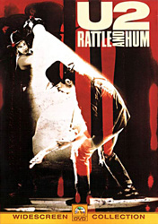Rattle And Hum Film Front Sleeve