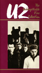 The Unforgettable Fire Collection Front Sleeve