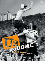 U2 Go Home: Live From Slane Castle Front Sleeve