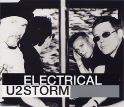 Electrical Storm Alternate Version Front Sleeve