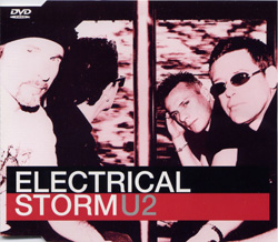 Electrical Storm DVD Version Front Sleeve