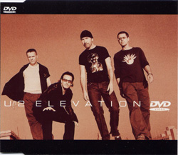 Elevation DVD Version Front Sleeve