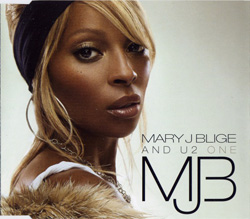 One (With Mary J. Blige) Maxi Single Version Front Sleeve
