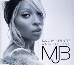 One (With Mary J. Blige) Front Sleeve