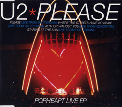 Please (Popheart Live EP) Front Sleeve