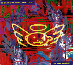 Stay (Faraway, So Close!) Live CD Version Front Sleeve