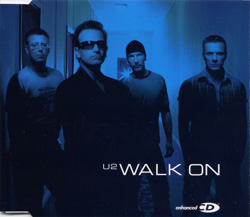 Walk On Enhanced CD Edition Version Front Sleeve