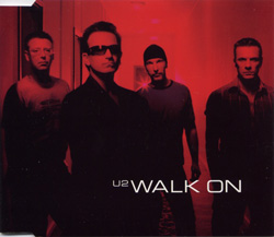 Walk On Europe Alternate Version Front Sleeve