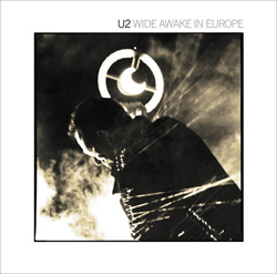 Wide Awake in Europe Front Sleeve
